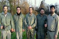 دستگیری سه شکارچی غیرمجاز درفریدونکنار