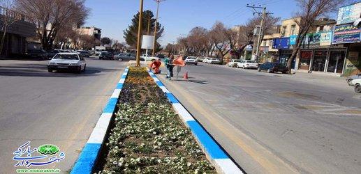 گزارش تصویری /خانه تکانی شهر برای استقبال از بهار / روایتی از اقدام و تلاش در حوزه خدمات شهری
