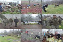 مشارکت دکتر کنعانی سرپرست جدید اداره کل حفاظت محیط زیست استان گلستان در طرح استقبال از بهار