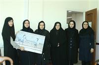 دیدار مدیران زن حفاظت محیط زیست استان همدان با مدیرکل اموز زنان و خانواده استانداری