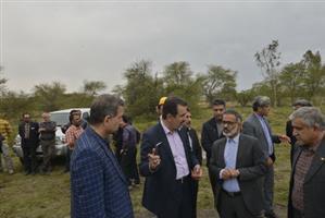 خسارت ۱۰ میلیارد ریالی انفجار خط لوله گاز به برق منطقه ای خوزستان