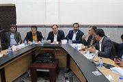 برگزاری جلسه کمیسیون ماده ۵ شهر ایلام در  معاونت امور عمرانی استانداری ایلام