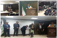 مراسم بزرگداشت روز شهدا در اداره کل حفاظت محیط زیست خراسان جنوبی برگزار شد
