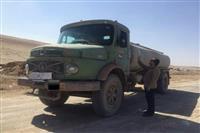 توقیف کامیون های حمل غیرمجاز پساب کارخانجات