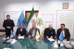 عقد تفاهم نامه همکاری صنعت برق خراسان  با مخابرات برای گذر از پیک سال ۹۸