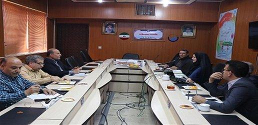 آخرین جلسه کمیته تحقیقات  در شرکت آبفای شهری استان سمنان با حضور اعضای هیئت علمی برگزار گردید