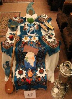 برگزاری جشنواره هفت سین در شرکت توزیع نیروی برق جنوب استان کرمان