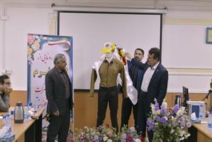رونمایی از لباس فرم اپراتوری در برق منطقه ای خوزستان