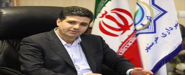 شهردار خرمشهر از نصب بیش از ۳۰ اِلمان در آستانه نوروز خبر داد