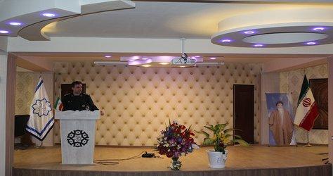 بزرگداشت روز شهردار در شهرداری آذرشهر