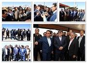 بازدید استاندار اصفهان در نخستین روز بازگشایی و فعالیت ستاد استقبال از مسافران نوروزی شهرداری شاهین شهر