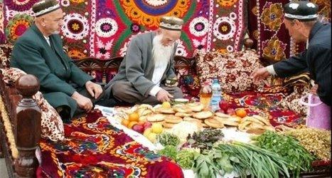 """تب و تاب نوروزگان در """"خجند"""""""