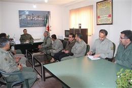 برگزاری جلسه هماهنگی بین ادارات تابعه محیط زیست استان گلستان به منظور مقابله با بحران سیل اخیر
