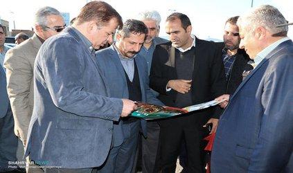 بازدید شهردار از اقدامات نوروزی شهرداری منطقه ۶