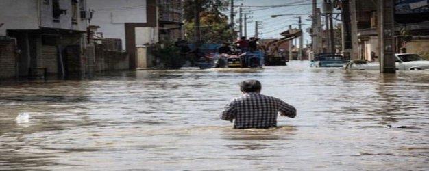 فراخوان جمع آوری کمک های نقدی و غیر نقدی به سیل زدگان گلستان و مازندران