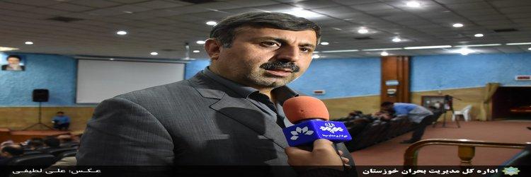 آمادگی دستگاهای عملیاتی وامدادی خوزستان برای مقابله باوقوع سیل احتمالی