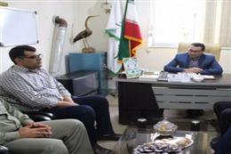 بازدید دکتر کنعانی،سرپرست اداره کل حفاظت محیط زیست استان گلستان از ادارات حفاظت محیط زیست شهرستان های کردکوی و بندر گز