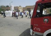 آماده باش کلیه نیروهای خدمات شهر و موتوری شهرداری طالقان