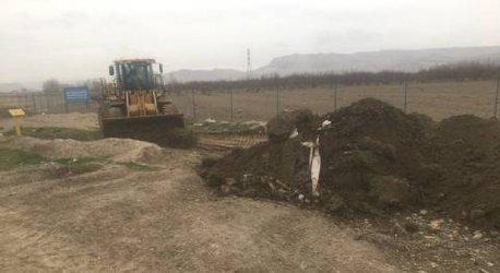 آمادگی شهرداری چناران برای مقابله با بارندگی های فصلی و سیلاب احتمالی در معابر سطح شهر