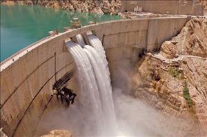 ۲۰ درصد مخازن سدهای خوزستان برای کنترل سیلاب خالی است