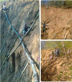 خسارت بیش از  ۵۶ میلیارد ریالی تاسیسات آبرسانی شهرستان کلاله از سیل استان