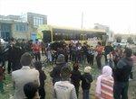 اجرای برنامه های  مفرح با اتوبوس نوروزی درمحلات شهر ارومیه