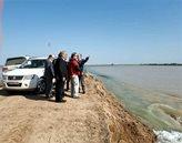 تقی زاده خامسی: ۸۰ درصد هورالعظیم پر آب شده است/ رشد ۵۵ درصدی بارندگیهای خوزستان نسبت به سال گذشته/ ۸۵ درصد سیلاب خوزستان در سدهای استان مهار شده است
