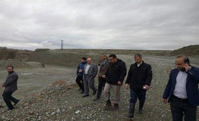 اقدامات امور آب شهریار در جهت مقابله با سیلاب های احتمالی