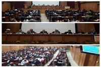 برگزاری جلسه شورای اداری استان کرمان با حضور استاندار، مدیرکل حفاظت محیط زیست وجمعی از مدیران