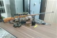 دستگیری دو متخلف قبل از اقدام به شکار در بهاباد یزد