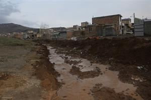 پاکسازی و لایه روبی مسیل سیلاب در ناحیه منفصل شهری نایسر