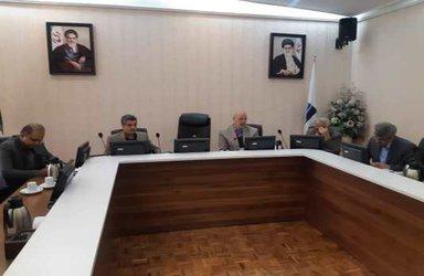 سومین جلسه مدیریت بحران شرکت آب منطقه ای تهران در سال ۹۸ برگزار شد