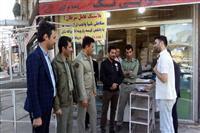 تقدیر اداره حفاظت محیط زیست لاهیجان از یک واحد نانوایی در خصوص ترویج استفاده از کیسه های پارچه ای