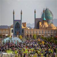 حجتی خبر داد: اسکان بیش از یک میلیون گردشگر در شهر اصفهان