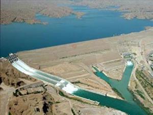 حجم آب سد کرخه به ۵.۲ میلیارد مترمکعب رسید