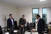 دیدار مدیرکل راه وشهرسازی استان ایلام با همکاران این دستگاه اجرایی
