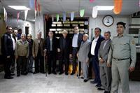 دید و بازدید نوروزی جمعی از بزرگان محله سعدی شیراز با مدیرکل حفاظت محیط زیست فارس