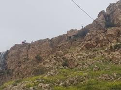 اقدامات شهرداری شیراز برای ایمن سازی ارتفاعات مشرف بر دروازه قرآن