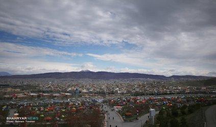 روز طبیعت در پارک های تبریز
