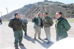 علت تلف شدن قوچ و میش های پارک ملی گلستان در دست بررسی است/ تلفات جدیدی در زیستگاه های دیگر این پارک مشاهده نشده است