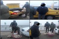 متخلف صید غیرمجاز ۷۰ قطعه ماهی در چهارمحال و بختیاری دستگیر شد