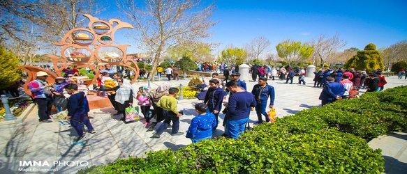 افزایش ۵درصدی سفرهای نوروزی به اصفهان/ نمره خوب مسافران به عملکرد مدیریت شهری