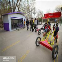 استقبال بی نظیر گردشگران از ایستگاههای دوچرخه سواری در اصفهان