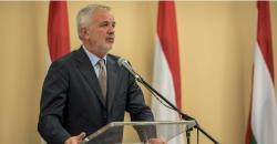 شهردار پچ مجارستان حادثه سیل شیراز را تسلیت گفت