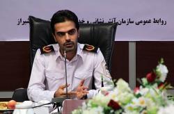 آتش نشانی شیراز ایمنی کامل را در کمپهای نوروزی به ارمغان آورد