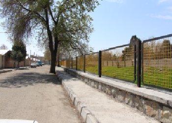پروژه دیوارسنگی و نرده گذاری رودخانه نواب به مرحله پایانی رسید