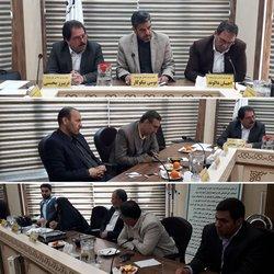 حضور دکتر رحیم جافری در اولین جلسه شورای اسلامی شهر در سال ۹۸ در مورخه پنجشنبه ۱۶ فرودین و ارائه گزارش فعالیت شهرداری بروجرد در ۴۰ روزه نهایی سال ۹۷ و ایام نوروز