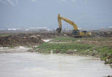 فعالیت ۵۰ اکیپ اجرایی در  مدیریت سیلاب استان مرکزی