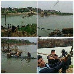 رفع شکستگی بخشی از خط انتقال روستای گوگ تپه۲/ برخورداری بیش از ۱۰۰ خانوار از نعمت آب شرب