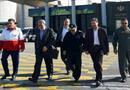 سفر دکتر جمالی نژاد به خوزستان در معیت وزیر کشور
